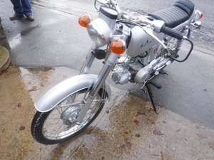 1967  **REMAINS AVAILABLE** Honda SS50 For Sale by Auction