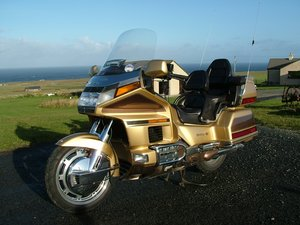1991 Honda GoldWing GL1500 SE Anniversary Edition