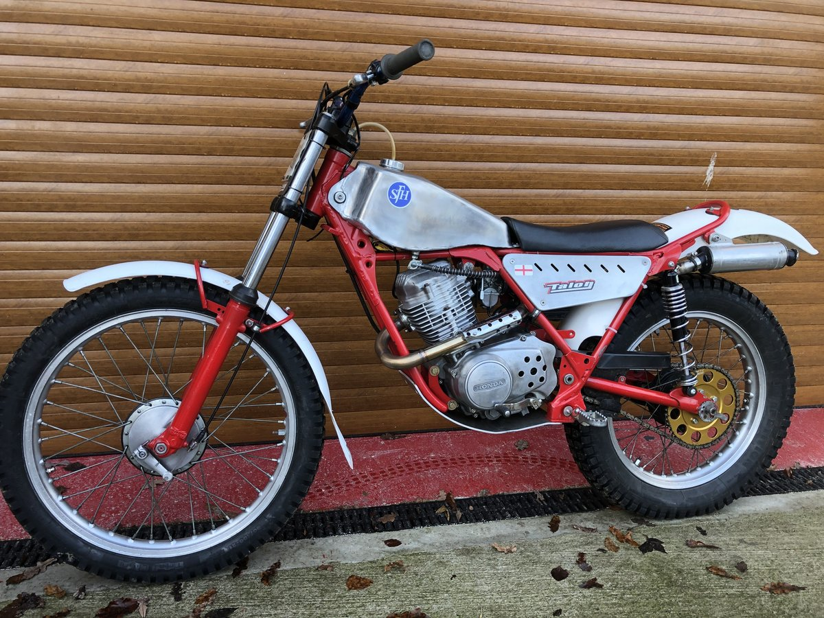 1982 HONDA TL FANTIC TRIAL ACE BIKE RUNS MINT! OFFERS PX  For Sale (picture 1 of 5)