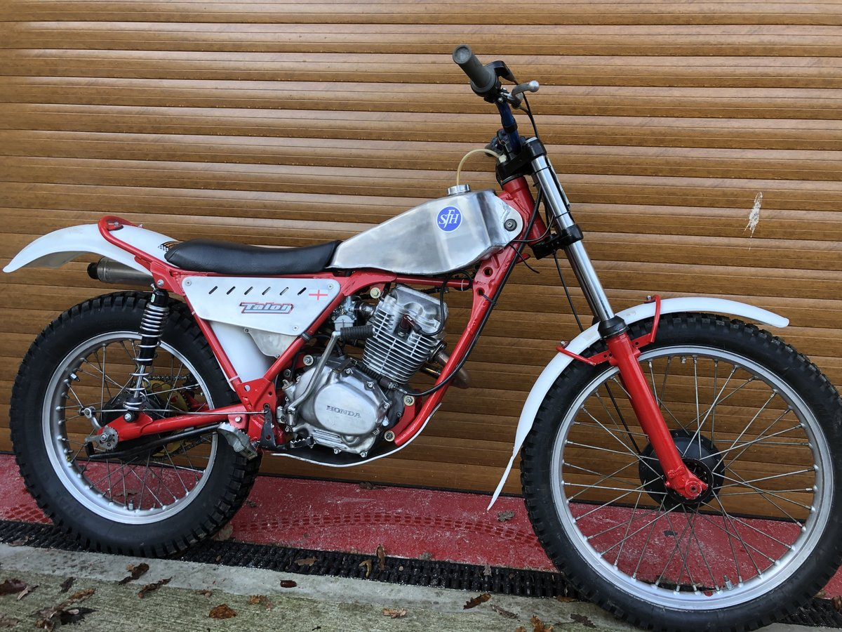 1982 HONDA TL FANTIC TRIAL ACE BIKE RUNS MINT! OFFERS PX  For Sale (picture 2 of 5)
