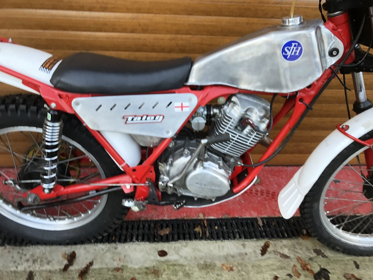 1982 HONDA TL FANTIC TRIAL ACE BIKE RUNS MINT! OFFERS PX  For Sale (picture 3 of 5)