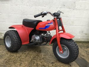 1982 HONDA ATC 70 KIDS CLASSIC ORIGINAL TRIKE RUNS MINT! £1995 For Sale