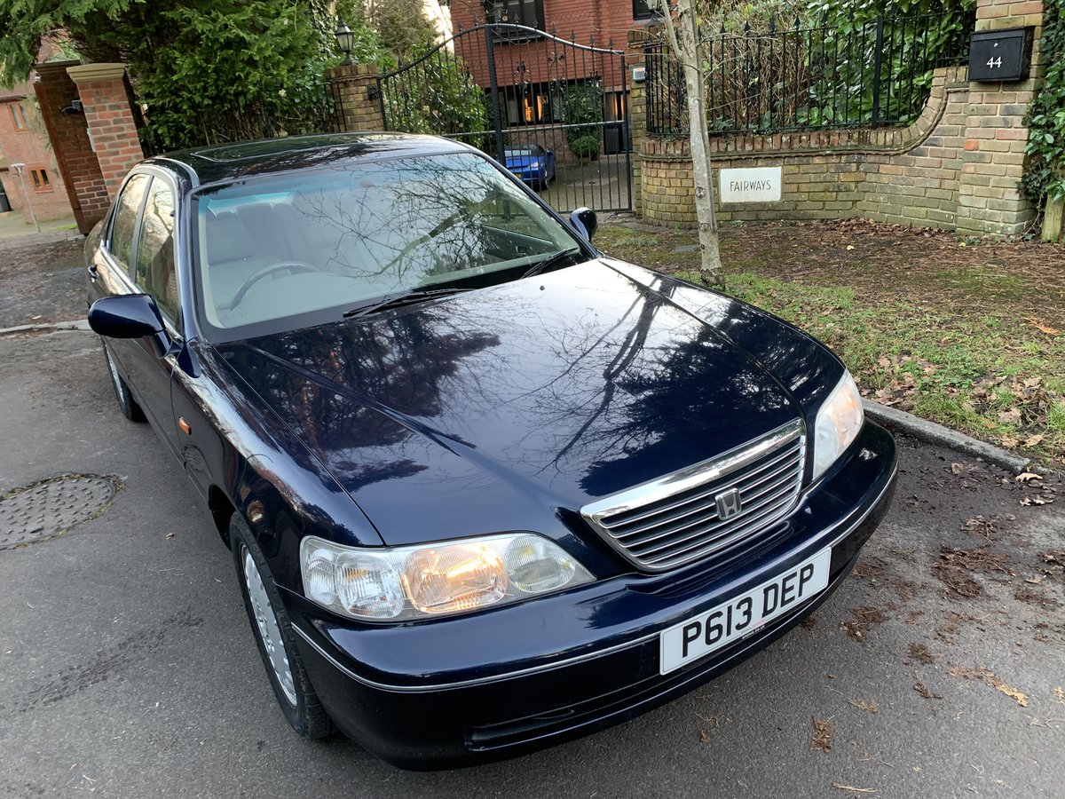 1996 Honda legend *28,000 miles* For Sale   Car And Classic
