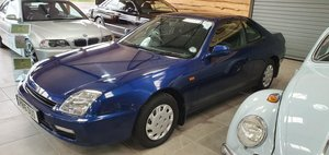 1997 Honda Prelude **VERY LOW MILEAGE** For Sale by Auction