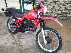1984 Honda XL250R For Sale by Auction