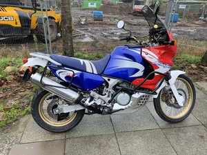 2001 Honda Africa Twin For Sale