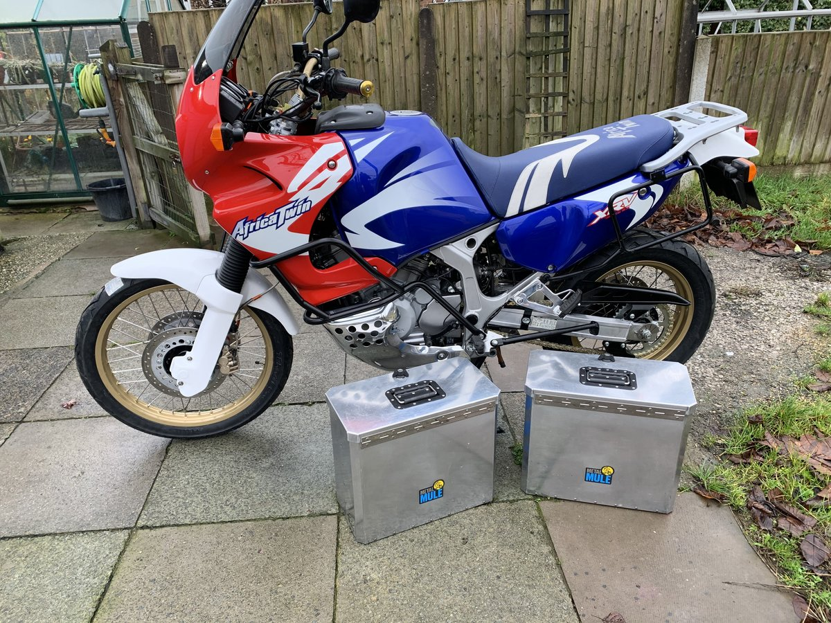 2001 Honda Africa Twin For Sale (picture 4 of 6)