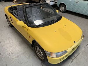 1993 Honda Beat 656cc Manual Yellow RHD Manual Fun $8.5k