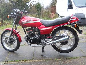 1985 Honda CB 125cc  For Sale