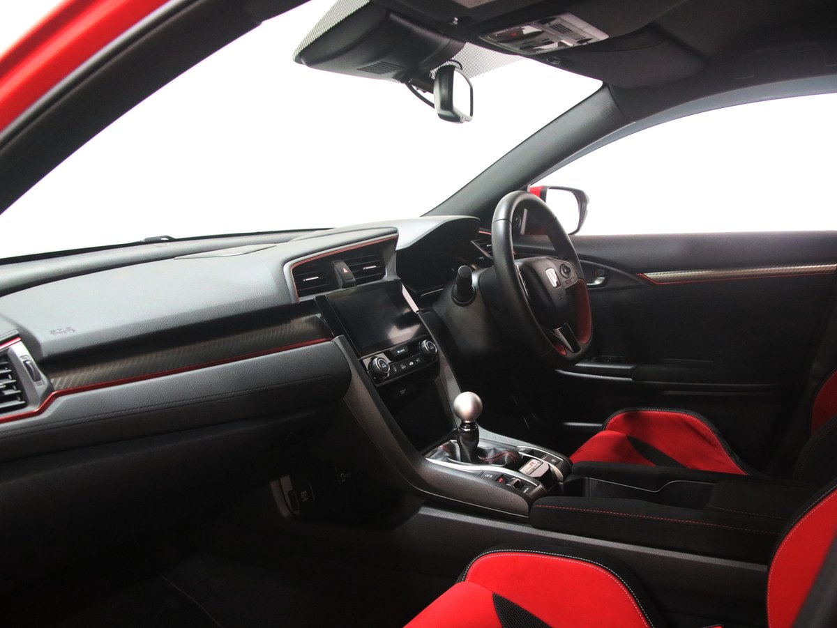 Honda Civic 2.0 VTEC Turbo Type R GT 5dr 2017(67) For Sale (picture 6 of 6)
