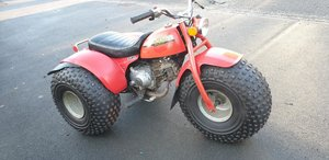 1980 Honda ATC110 For Sale by Auction