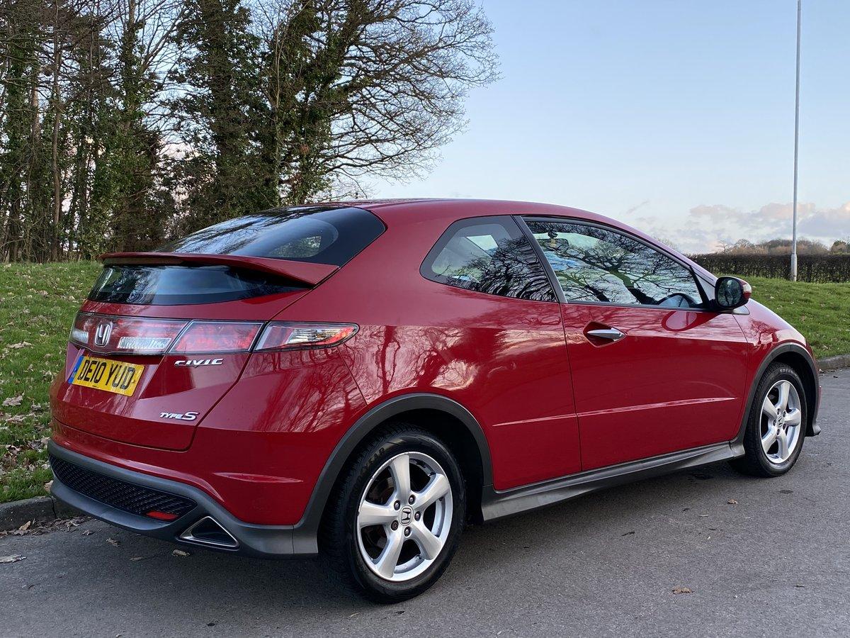 2010 Honda Civic Type S 1.4 Vtec 6 Speed For Sale | Car ...
