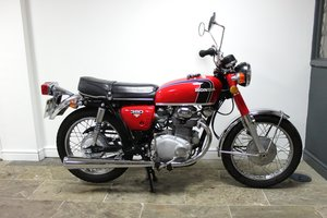 1972  Honda 350 cc K4 , Super condition and very original