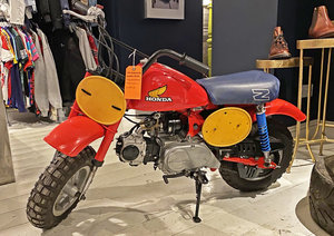 1981  HONDA Z50 MONKEY BIKE