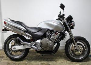 1996 Honda CB 250 F Hornet ONLY 3000 miles  SOLD