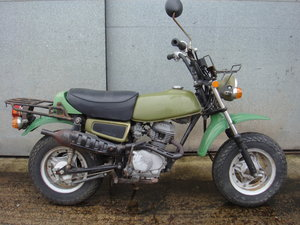 Honda CY50 Ride & Play / 50cc Four Stroke Monkey Bike - 1982