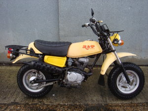 1982 Honda CY50 Ride & Play / 50cc Four Stroke Monkey Bike -