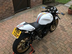 2001 Honda CB500. Classic MARTINI RACE REPLICA TRIM For Sale