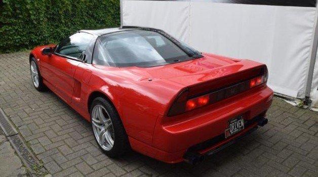 1991 Fantastic low mileage RHD Honda NSX located in Belgium  For Sale (picture 1 of 6)