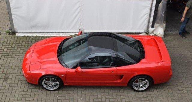 1991 Fantastic low mileage RHD Honda NSX located in Belgium  For Sale (picture 2 of 6)