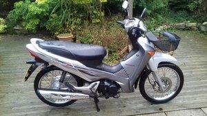 2010 Honda innova ANF 125, 5300 miles. For Sale