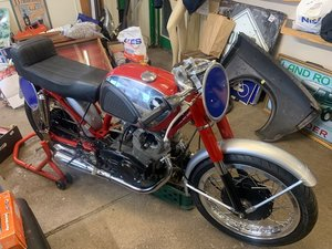 1966 Honda CB77E For Sale by Auction