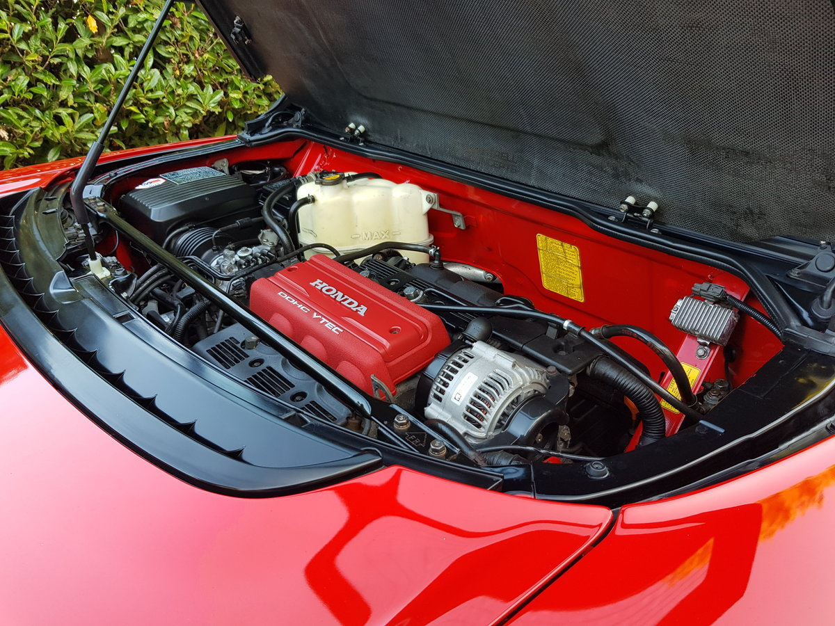 1991 Honda NSX Manual £12k refurb clutch exhaust abs For Sale (picture 2 of 6)