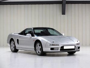 1991 Honda NSX  For Sale by Auction