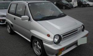 1983 Honda City Turbo II HatchBack RHD 5 speed 1.2L $ob For Sale