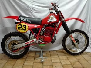 1981 HONDA CR 450 ELSINORE