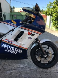 Picture of 1987 Honda VF1000R  Rothmans Edition