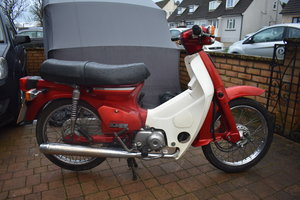 Lot 27 - A 2000 Honda C90M - 02/2/2020 SOLD by Auction