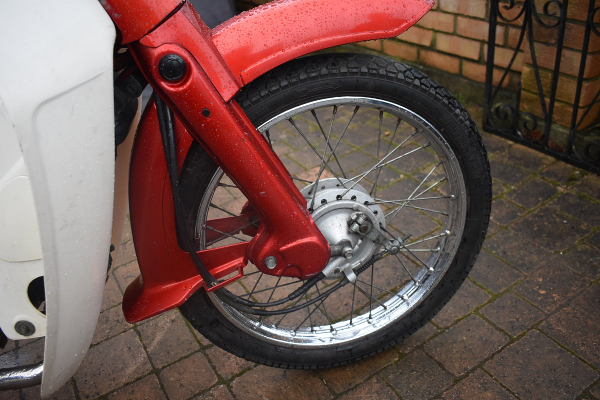Lot 27 - A 2000 Honda C90M - 02/2/2020 SOLD by Auction (picture 6 of 6)