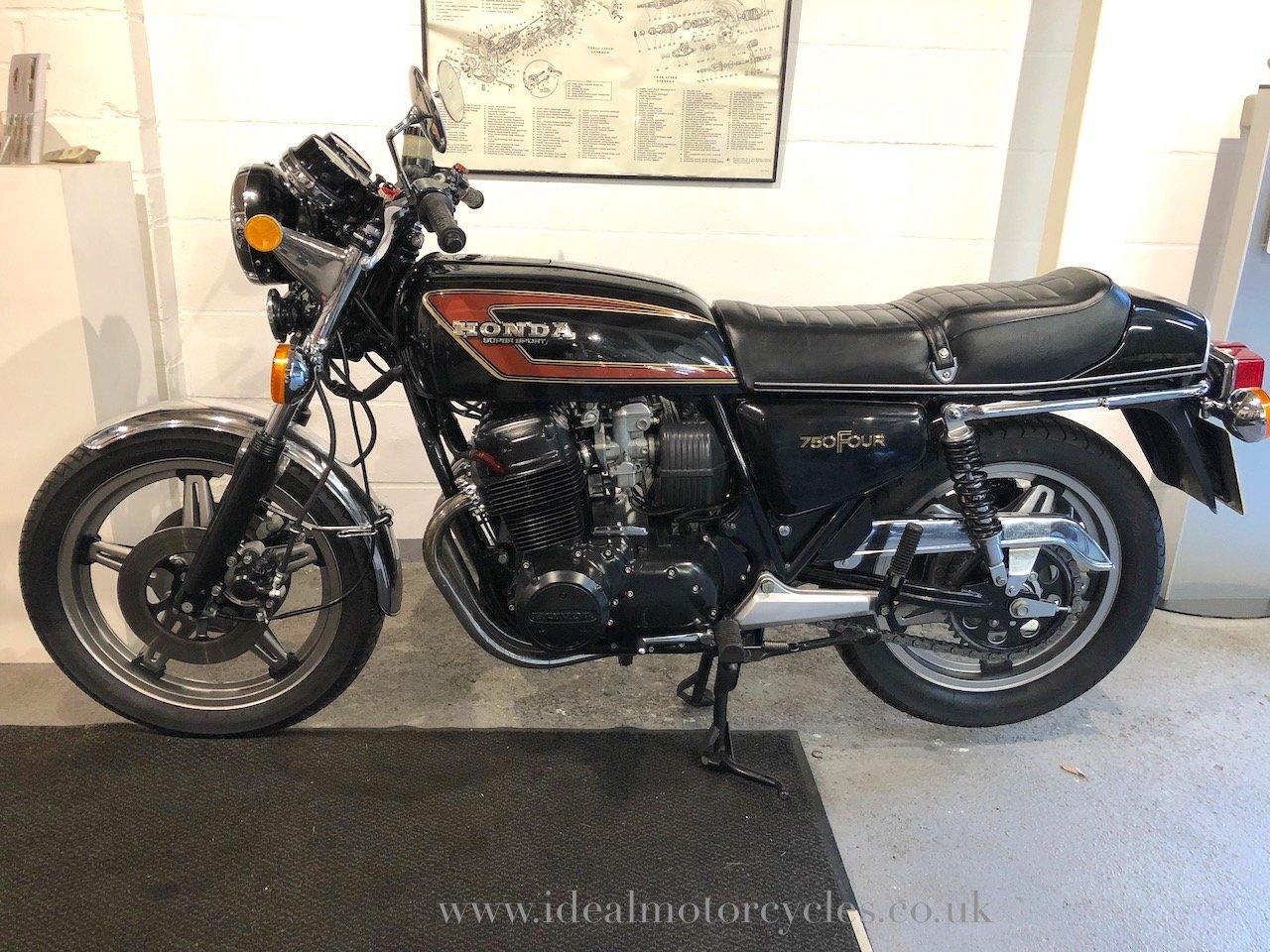 1977 Honda 750cc F2 Super Sport For Sale (picture 5 of 6)