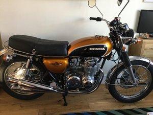 1971 KO, CB 500 Four