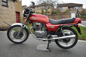 Lot 8 - A 1980 Honda CB250N Super Dream - 2/02/2020 SOLD by Auction