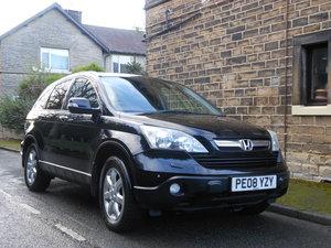 2008 Honda CRV 2.2 CDTI ES 6SPD 2 Former + FSH + 12 MTH MOT