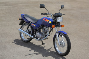 Lot 22 - A 2002 Honda CG 125 - 02/2/2020 SOLD by Auction