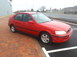 2000 Honda civic 1.5i Sport Eco in Phoenix Red 84k mb4