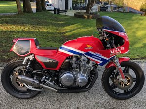 1981 CB900F RSC Replica Superb
