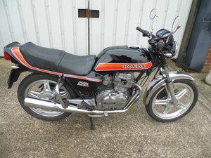 1980 Honda CB250N Superdream