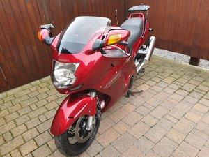 1998 Honda  CBR1100  Blackbird