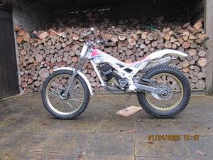 1987 Honda rtl 250 trials
