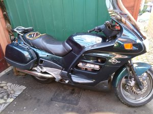 1998 Honda ST1100 Pan European matching luggage and spa