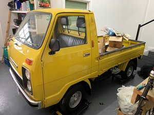 1975 Rare Honda TN7 Micro truck For Sale