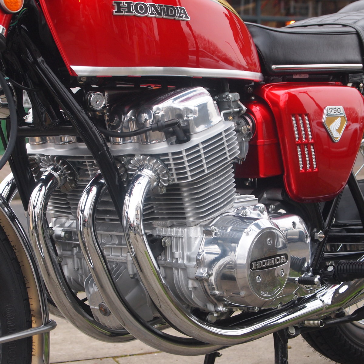1970 Honda CB750 K0 Just Magnificent. RESERVED FOR ANTHONY SOLD (picture 2 of 6)