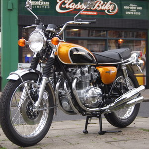 1972 Honda CB500 4 SOHC Just Magnificent, You Must See. For Sale