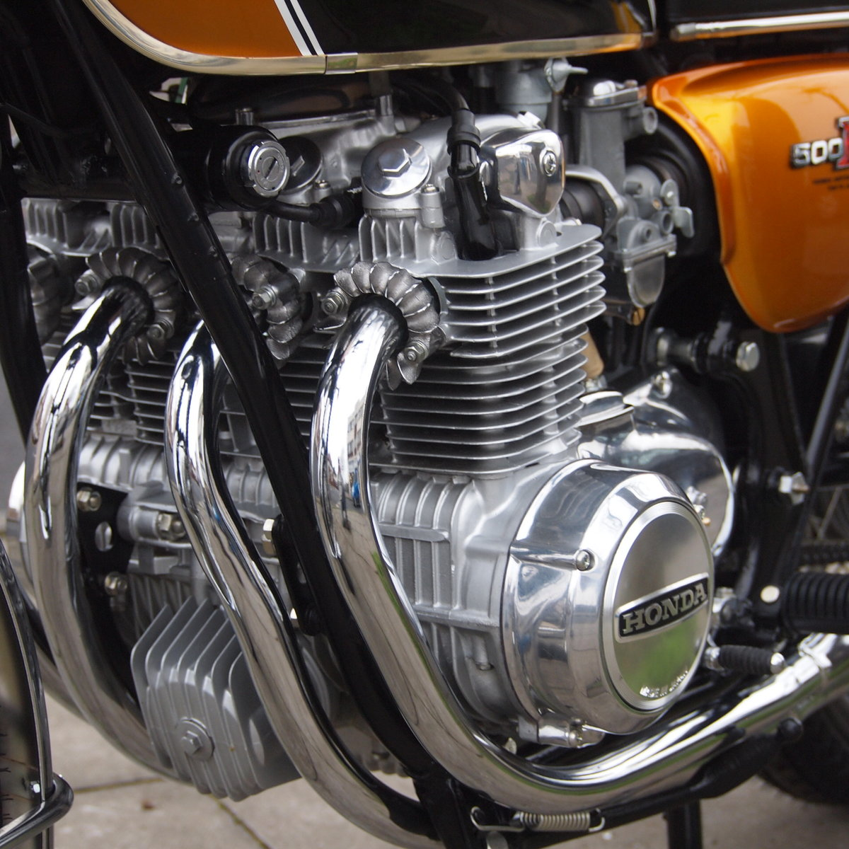 1972 Honda CB500 Four SOHC Just Magnificent, You Must See. For Sale (picture 2 of 6)