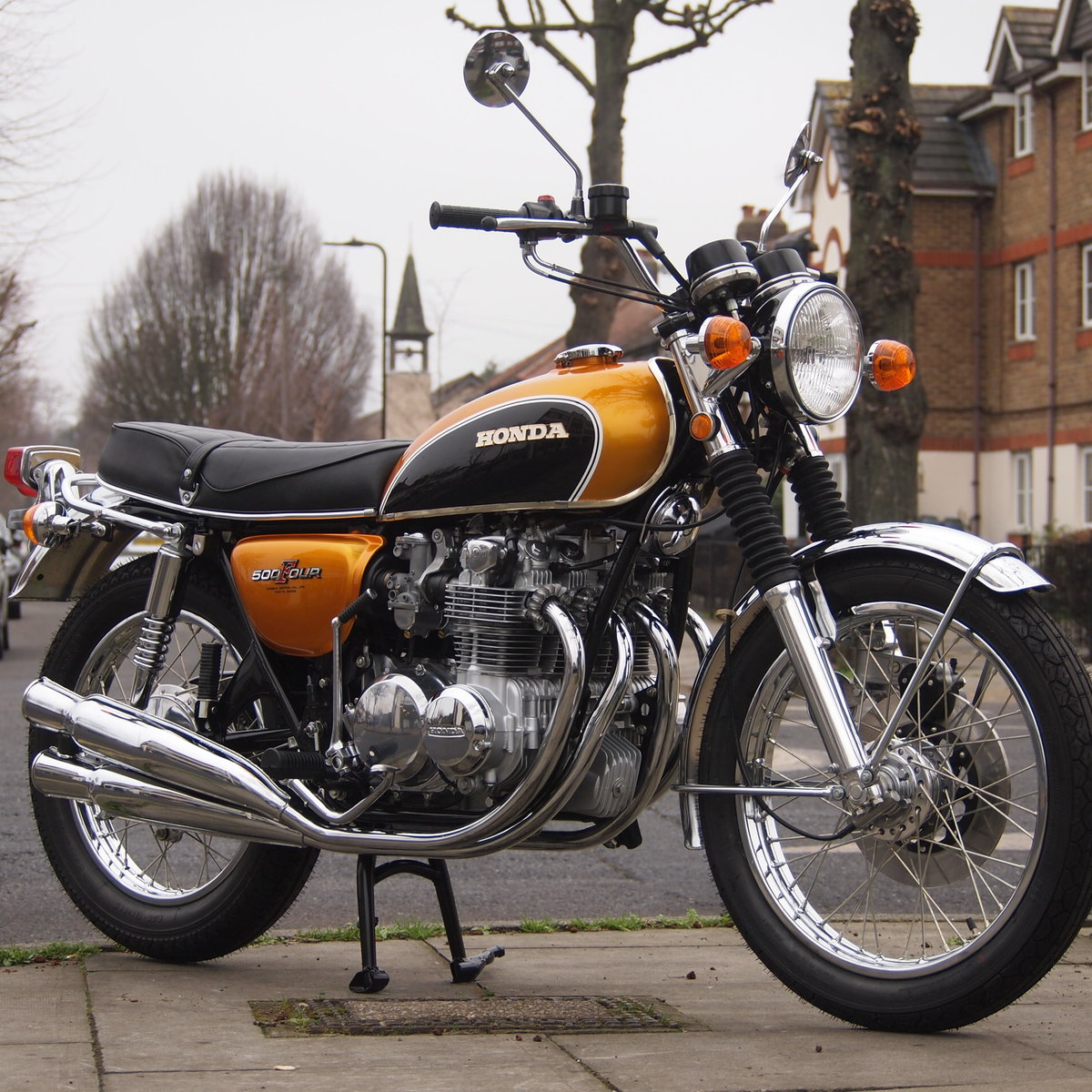 1972 Honda CB500 Four SOHC Just Magnificent, You Must See. For Sale (picture 6 of 6)