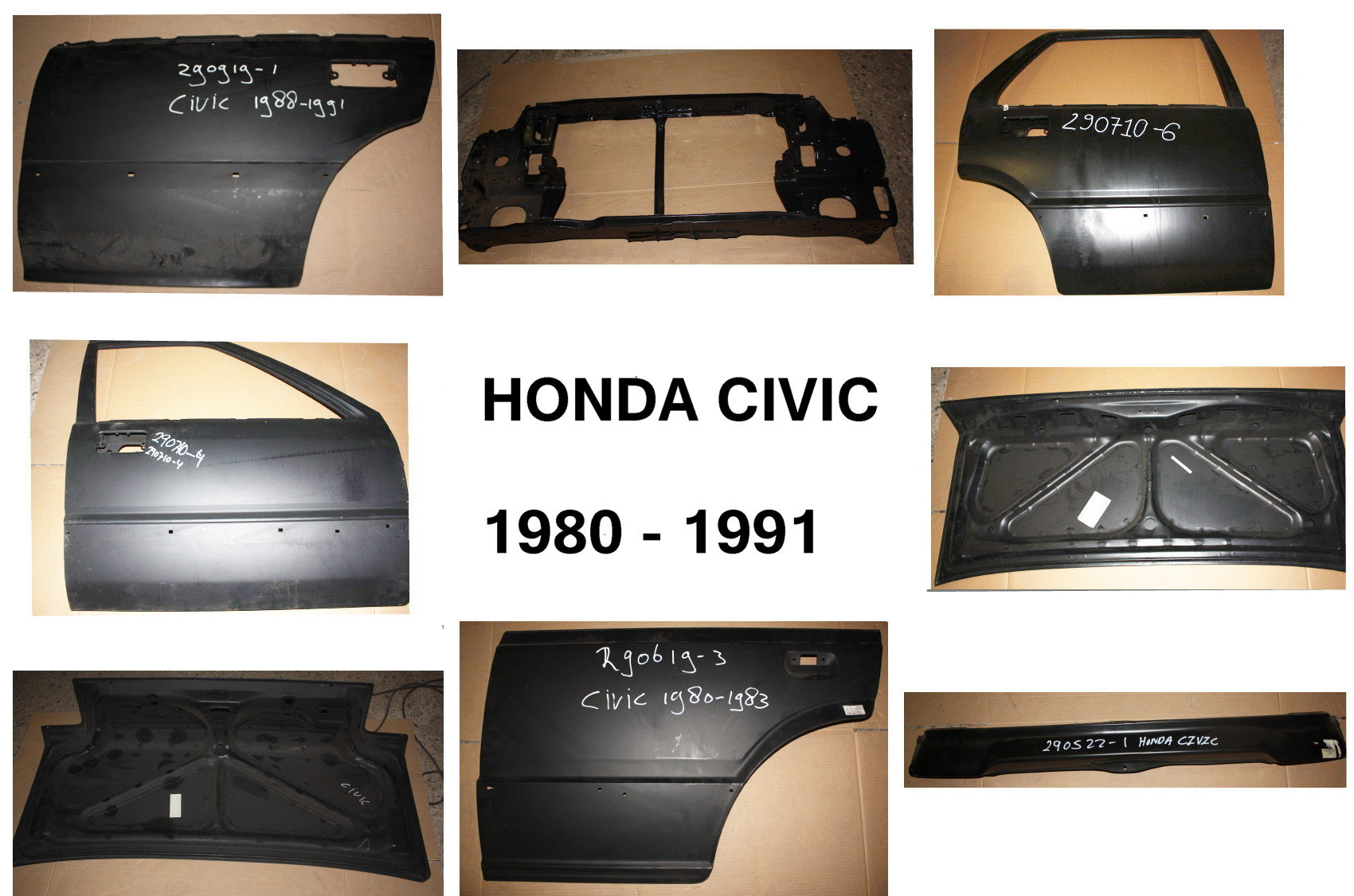 New old stock parts for Honda Civic For Sale (picture 1 of 1)